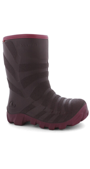 Viking Ultra 2.0 Boots Junior Plum/Purple
